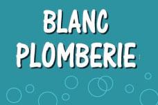 Blanc Plomberie