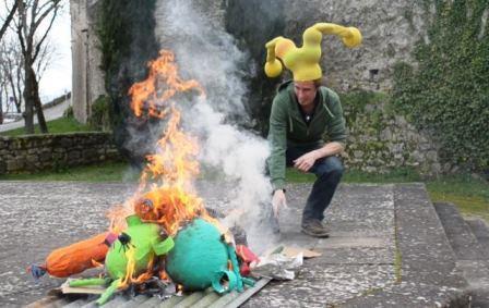 Bourreau pyromane