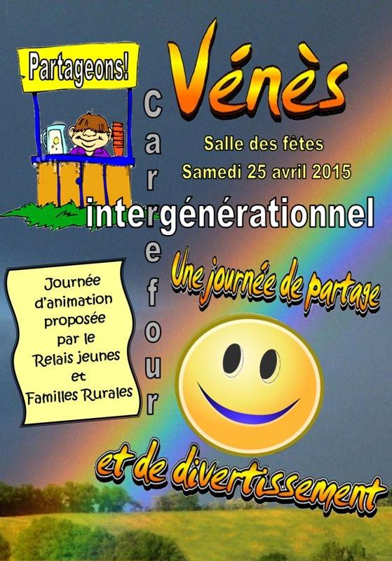 Carrefour intergénérationnel